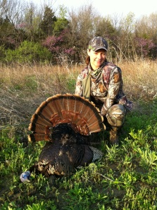 My 2011 Gobbler - Howard County, MO